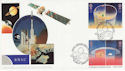 1991-04-23 Europe in Space BNSC London SW1 FDC (48346)