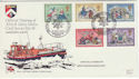 1979-11-21 RNLI Official Cover No53 Margate FDC (48401)