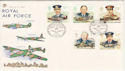 1986-09-16 Royal Air Force BF 2114 PS FDC (48454)