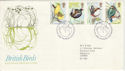 1980-01-16 British Birds Bureau FDC (48553)