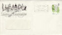 1980-05-07 London Landmarks Liverpool Slogan FDC (48672)