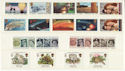 1986 Year Set of Mint Stamps cv 34.50 (48747)