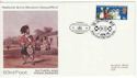 1970-04-01 Florence Nightingale NAM BF 1206 PS FDC (48777)