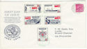 1972-11-25 Lundy Trinity House FDC (48834)