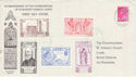1972-06-06 Lundy St Helena's Church FDC (48836)