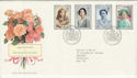 1990-08-02 Queen Mother 90th Bureau FDC (49038)