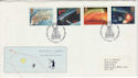 1986-02-18 Halley's Comet London SE10 FDC (49087)