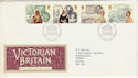1987-09-08 Victorian Britain Newport Isle of Wight FDC (49111)