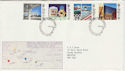 1987-05-12 British Architects Bureau FDC (49120)