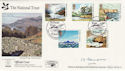 1981-06-24 National Trust Derwentwater Signed FDC (49161)