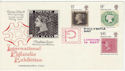 1970-09-18 Philympia London Rare Design FDC (49168)
