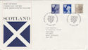 1983-04-27 Scotland Definitive EDINBURGH FDC (49189)