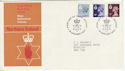 1978-01-18 N Ireland Definitive Belfast FDC (49213)