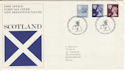 1978-01-18 Scotland Definitive Bureau FDC (49217)