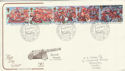 1988-07-19 The Armada Tavistock Devon FDC (49368)