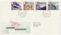 1988-05-10 Transport and Communications Bureau FDC (49380)