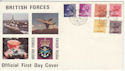 1976-02-25 Definitive Filed Post Office cds FDC (49808)
