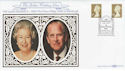 1997-04-21 Golden Wedding Definitive Windsor Benham FDC (49863)