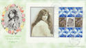 2000-08-04 Queen Mother PSB Full Pane Glamis FDC (49892)