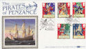1992-07-21 The Pirates of Penzance Benham FDC (49896)