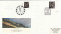 1999-06-08 Scotland 64p Doubled 2003 with 68p FDC (49960)