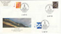 2000-04-25 Scotland 65p Doubled 2003 FDC (49963)