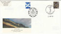 2000-04-25 Scotland 65p Doubled 2003 2nd FDC (49967)