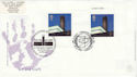 2000-05-02 Art and Craft 1st Doubled 15.07 FDC (49991)