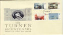 1975-02-19 Turner Medallic Coin London FDC (49993)
