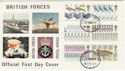 1977-11-23 Christmas Forces Berlin cds FDC (50068)