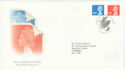 1997-03-18 Definitive Self Adhesive Glasgow FDC (50290)