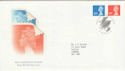 1997-03-18 Definitive Self Adhesive Glasgow FDC (50328)