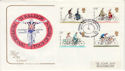 1978-08-02 Cycling TI Raleigh Nottingham FDC (50569)