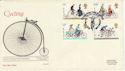 1978-08-02 Cycling TI Raleigh Nottingham FDC (50570)