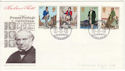 1979-08-22 Rowland Hill Bruce Castle Museum FDC (50625)