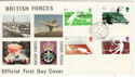 1977-01-12 Racket Sports Forces Field PO cds FDC (50674)