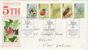 1985-03-12 Insects Stamp Bug Club Official FDC (50710)