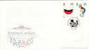 2004-04-06 Entente Cordiale London SW1 FDC (50713)