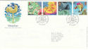 2001-03-13 Weather Fraserburgh FDC (50751)