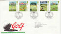 1994-07-05 Golf Turnberry FDC (50821)
