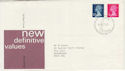 1980-10-22 Definitive Stamps Bureau FDC (51003)