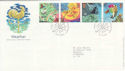 2001-03-13 Weather Stamps Fraserburgh FDC (51090)