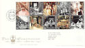 2003-06-02 The Coronation T/House FDC (51176)