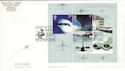 2002-05-02 Airliners M/S Gatwick FDC (51177)
