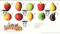 2003-03-25 Fruit and Veg T/House FDC (51201)