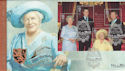 2000-08-04 Queen Mother M/S London W8 Benham FDC (51284)