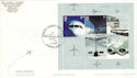 2002-05-02 Airliners M/S Stansted Airport FDC (51348)