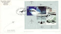 2002-05-02 Airliners M/S RAFLET Gatwick FDC (51349)