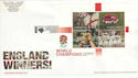 2003-12-19 Rugby England Winners Rugby FDC (51360)