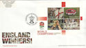 2003-12-19 Rugby England Winners Leicester FDC (51389)